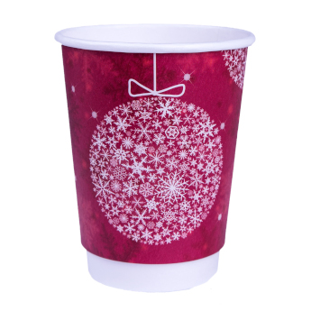 Christmas Double Wall Cups