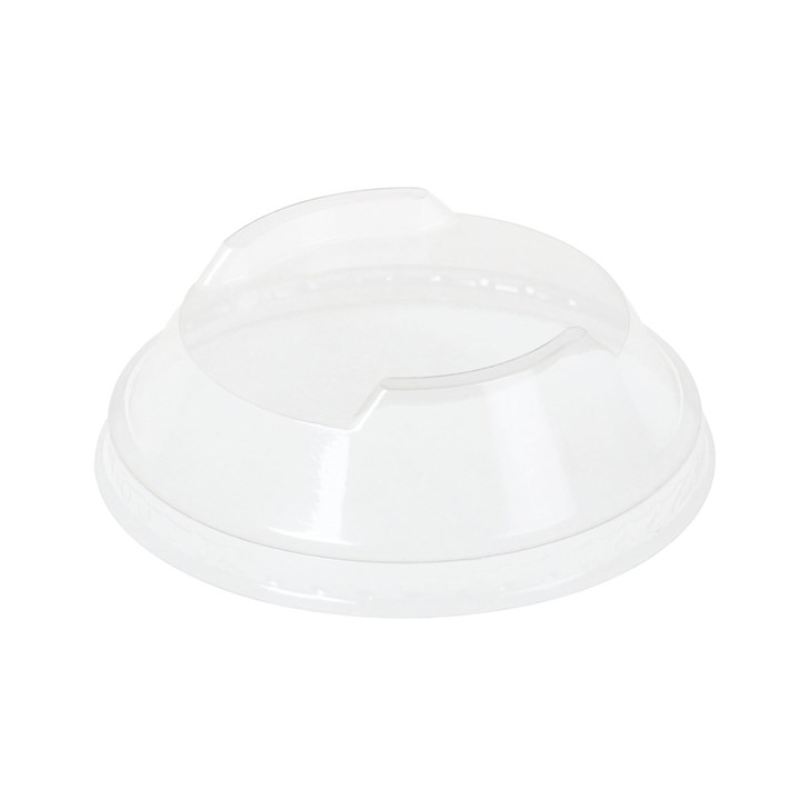 Compostable Pla Clear Lid Domed
