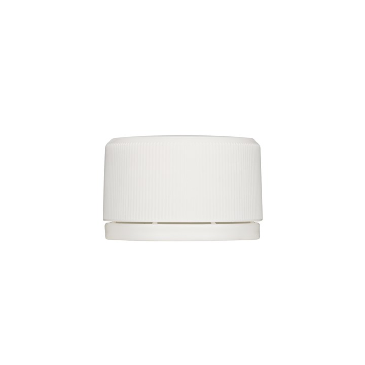 60/100Ml Bella Tamperproof Lids White