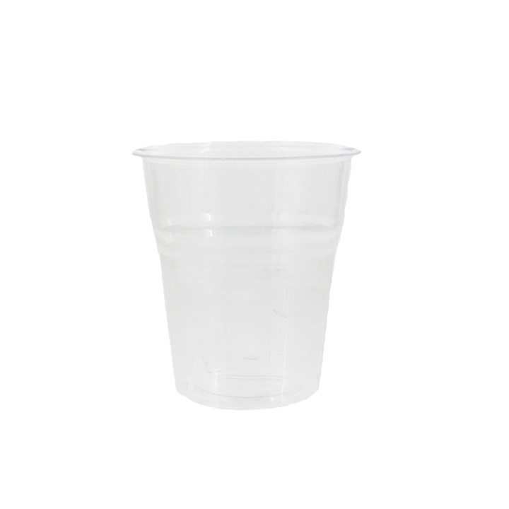7Oz Compostable Pla 200Ml Clear Water Cup