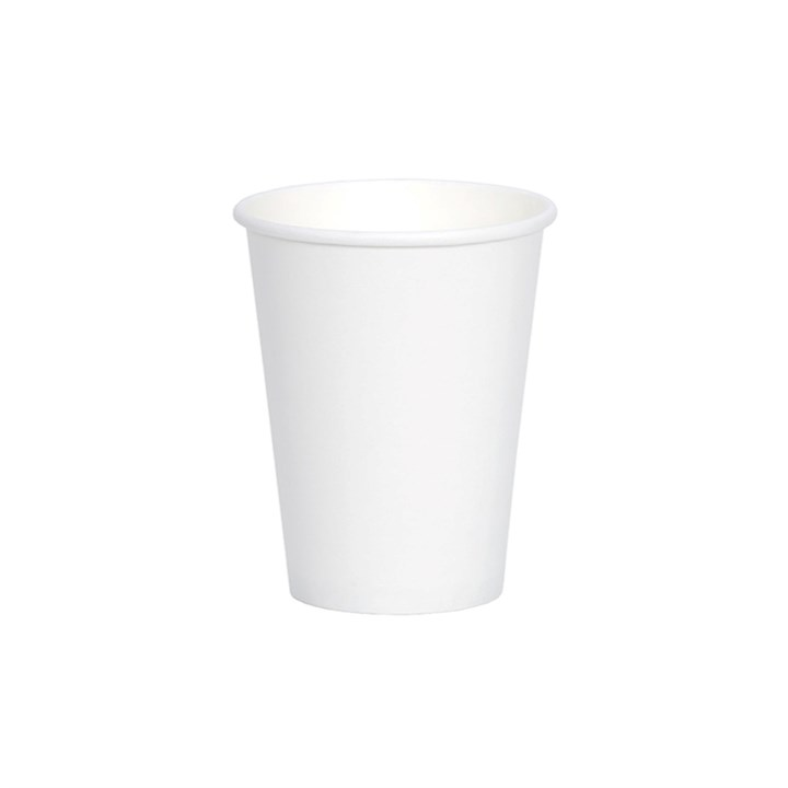 4OZ WHITE SINGLE WALL CUPS
