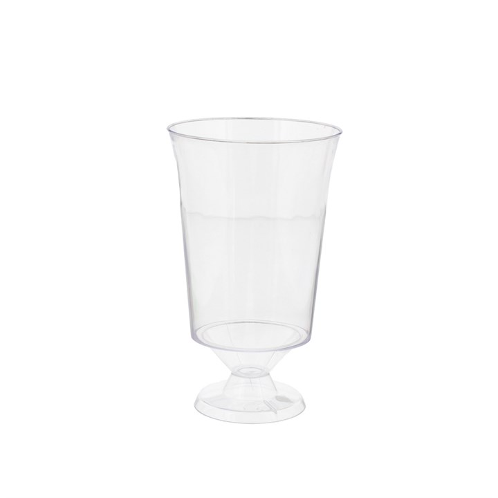 175Ml Disposable Plastic Wine Glasses