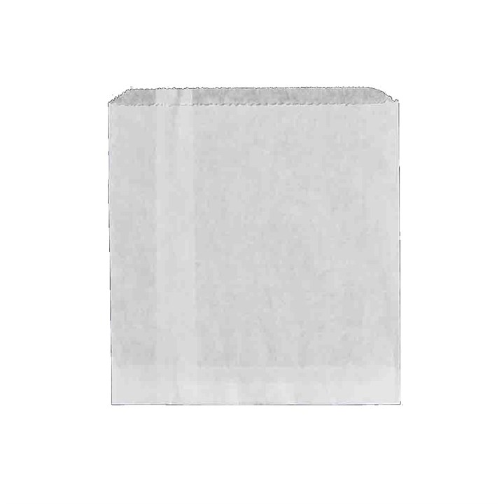 Greaseproof Paper Chip Bags 7 X 9 Inch