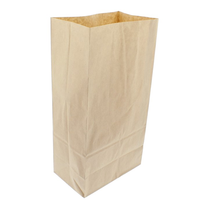 BROWN PAPER SOS GRAB BAG 10 + 6 X 17 INCH