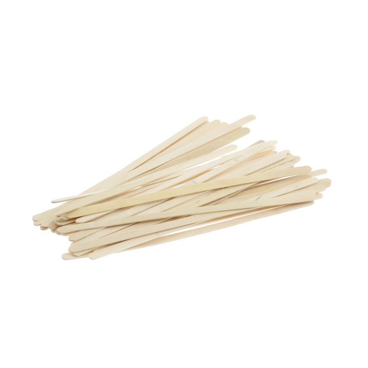 5.5 Inch Compostable Wood Stirrers
