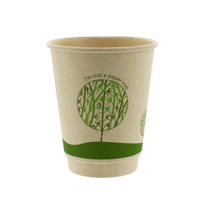 12Oz Treefree Sugarcane Double Wall Cups
