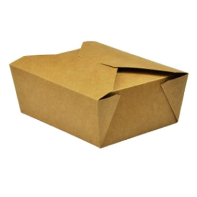 Extra Large Kraft Deli Food Boxes No.3 1800Ml