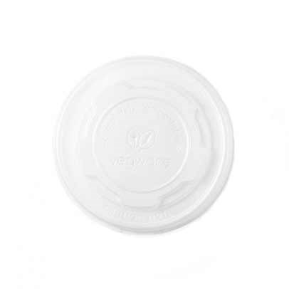 Bio White Soup Food Cup Lid