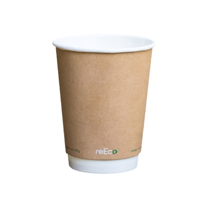 12Oz Re-Eco Recyclable Double Wall Cup