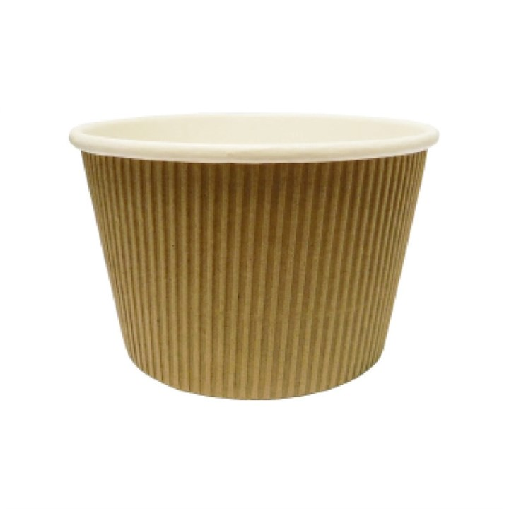 16OZ KRAFT RIPPLE SOUP FOOD CUPS