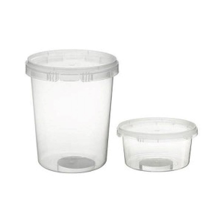 1180ML MICROWAVABLE DELI POT