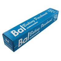 BAL 450MM BAKING PARCHMENT CUTTER BOX 50M ROLL