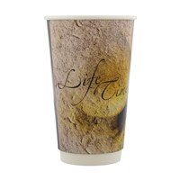 16Oz Lifetime Double Wall Cups